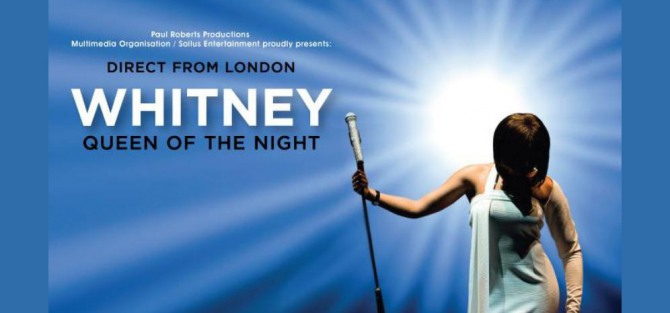 Whitney - Queen of The Night - Tour Around Poland 2018 - koncert