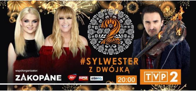 Wielki Koncert Sylwester z Dwójką w Zakopanem