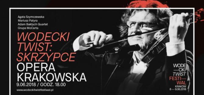 Wodecki Twist Festiwal: SKRZYPCE