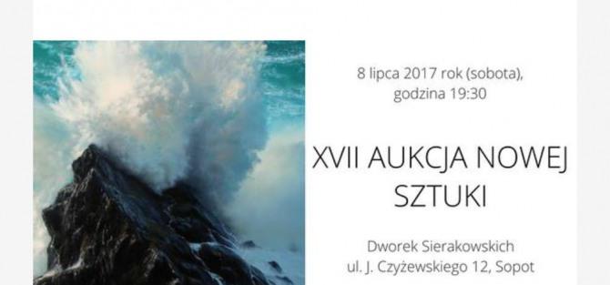 Wystawa i XVII Aukcja Nowej Sztuki