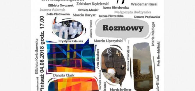 Wystawa ROZMOWY - Finisaż