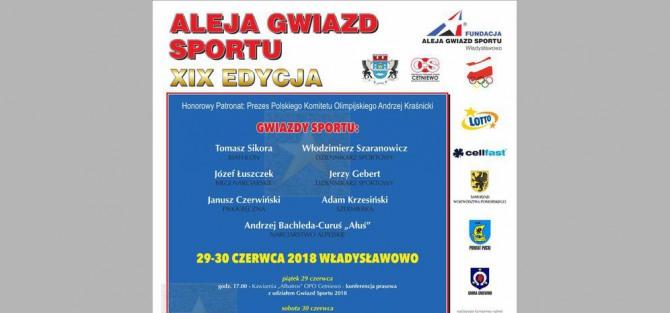 XIX Aleja Gwiazd Sportu