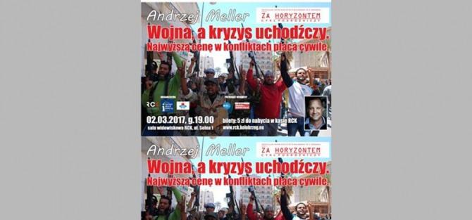 Za Horyzontem: Andrzej Meller - spotkanie