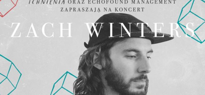 Zach Winters w Klubie BARdzo Bardzo - koncert