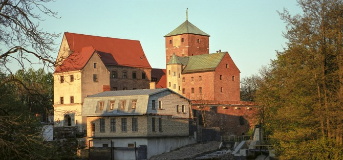 Zamki i kościoły Darłowa