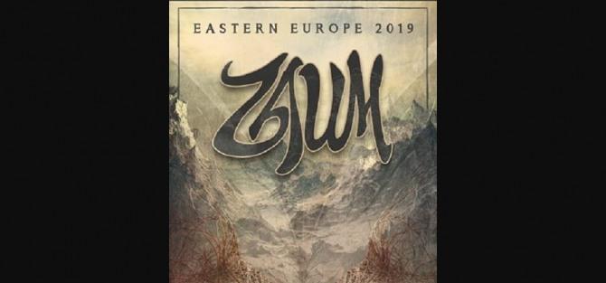 Zaum + Sunworm - koncert