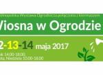 """15 Ogólnopolska Wystawa Ogrodnicza """"Wiosna w Ogrodzie"""""""