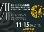 2. dzień w ramach VII Europejskich Targów Produktów Regionalnych