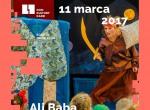 Ali Baba i Czterech Rozbójników - spektakl dla dzieci