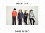 Allah-Las: Warszawa, Niebo