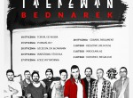 "Bednarek - Premierowa trasa albumu ""Talizman"""