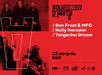 Ben Frost & MFO, Holly Herndon, Tangerine Dream - koncert
