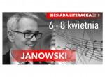 Biesiada Literacka z Robertem Janowskim