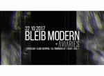 Bleib Modern & Aviaries - koncert