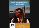 Buba Badjie Kuyateh & Bantamba - koncert