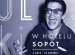 """Cybulski w Hotelu Sopot """"Salto"""""""