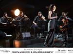 Dorota Miśkiewicz & Atom String Quartet w Vertigo - koncert