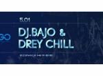 Drey Chill & Dj Bajo - koncert