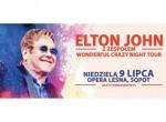 Elthon John z zespołem Wonderful Crazy Night Tour - koncert