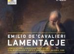 Emilio de' Cavalieri LAMENTACJE
