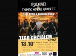 Eskaubei & Tomek Nowak Quartet feat. Mr Krime & Dominik Wania - koncert