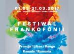 Festiwal Frankofonii 2017