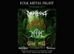 Folk Metal Night Gdańsk - koncert