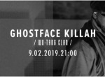 Ghostface Killah Koncert w GTS