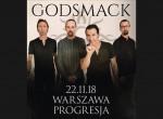 GODSMACK + support - Warszawa - koncert