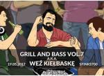 Grill & Bass aka. Weź Kiełbaskę vol. 7 Sfinks700