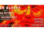 Jacek Kleyff - koncert
