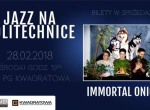 Jazz na Politechnice - Immortal Onion - koncert