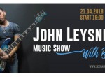 John Leysner Music Show With Band - koncert