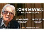 John Mayall / 85th Anniversary Tour