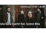 Julia Kania Quartet feat. Szymon Mika