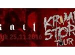 Kali - koncert w ramach Krime Story Tour w Gdańsku