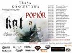 "Kat & Roman Kostrzewski / Trasa ""Popiór"" - koncert"