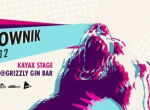 Kayax Stage w Grizzly Gin Bar: Bownik