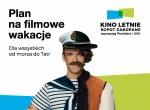"""Kino Letnie Sopot - Zakopane 2019 / film """"Wszystkie pieniądze świata"""""""