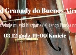 "Koncert ""Od Granady do Buenos Aires"""