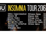 Koncert Tabu - Insomnia Tour 2016