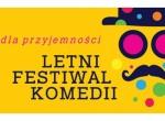 """Letni Festiwal Komedii - spektakl """"Za rok o tej samej porze"""""""