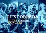 Luxtorpeda / support: EneDueRabe - koncert