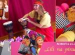 Magiczny TEATR Muzyczny - TEATR MTM: Lili na pirackiej wyspie