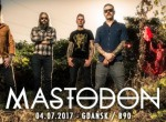 Mastodon - koncert