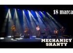 Mechanicy Shanty w Gnieździe Piratów - koncert