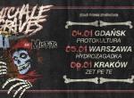 Michale Graves (ex - Misfits) w Gdańsku - koncert