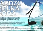"""Młodzieżowy Konkurs Piosenki Artystycznej im. Agnieszki Osieckiej """"Bardzo Wielka Woda"""" - przesłuchania"""