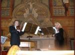 Muzyczny odpoczynek w kościółku WANG - DUOJAK Amadeusz