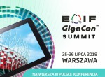 Największa w Polsce konferencja o elektronicznym obiegu informacji - Summit EOIF GigaCon